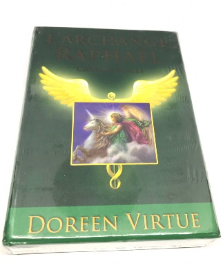 TAROT L'ARCHANGE RAPHAEL DE DOREEN VIRTUE