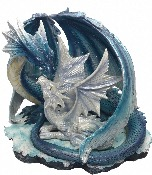 DRAGON STATUETTE